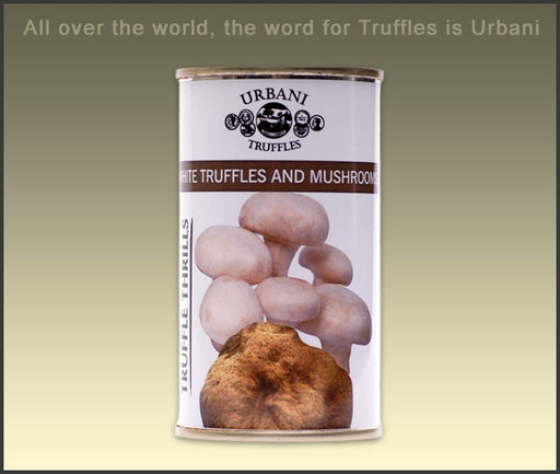 Urbani White Truffles and Mushrooms 6.1oz (180gr)