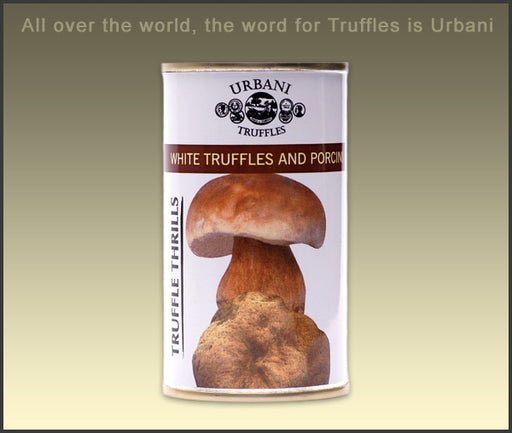 Urbani White Truffles and Porcini 6.1oz (180gr)