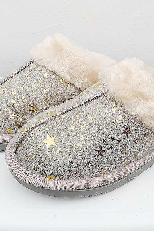 EVIE Star Slipper