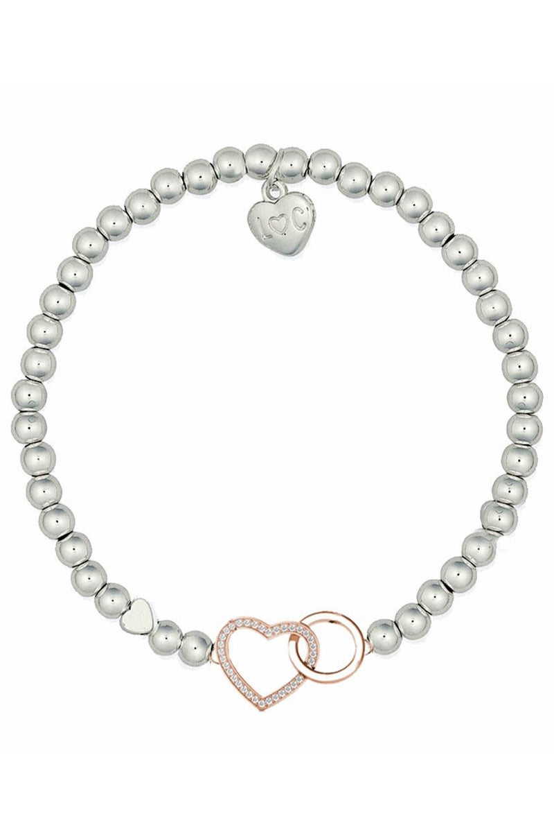 'World's Best Mum' Silver Bracelet - LC18