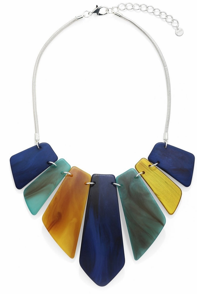 Blue Necklace - Y102