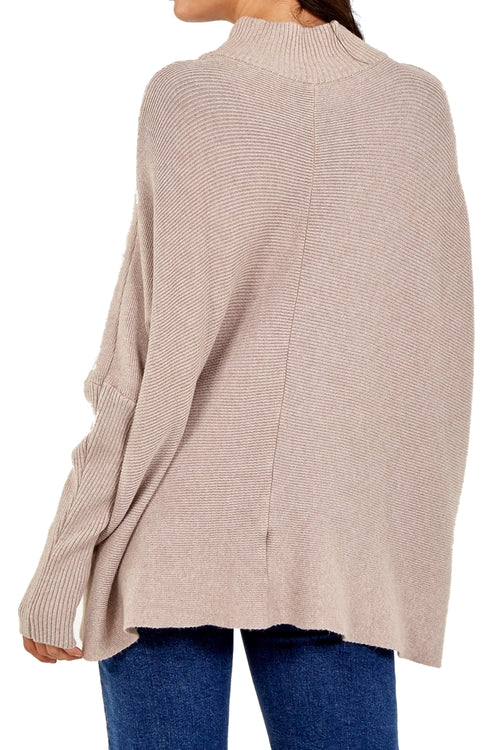 TRICIA Knitted Top -Beige