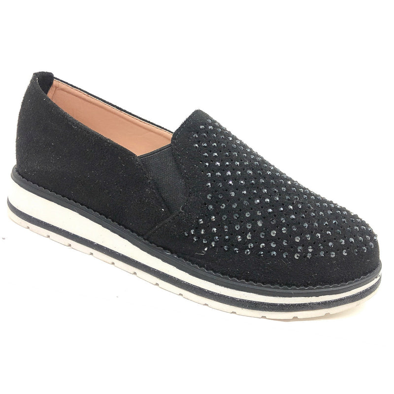 ADELLE Loafer - Black