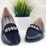 PHOEBE Loafer - Black