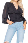RENEE Top - Black