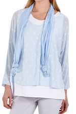 KIKI Spot Top - Blue