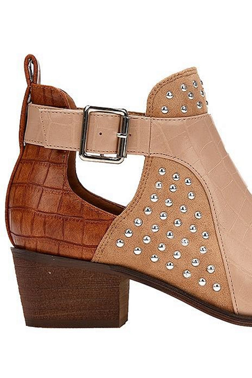 JODY Ankle Boot - Brown