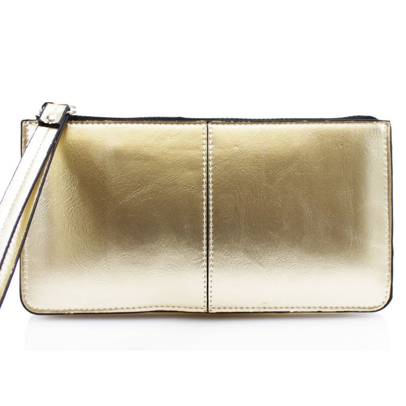 FFION Wristlet Purse - Gold