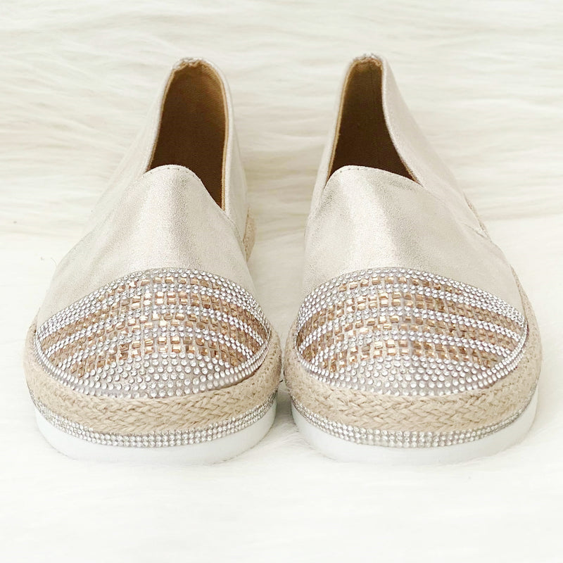 KARINE Loafer - Gold