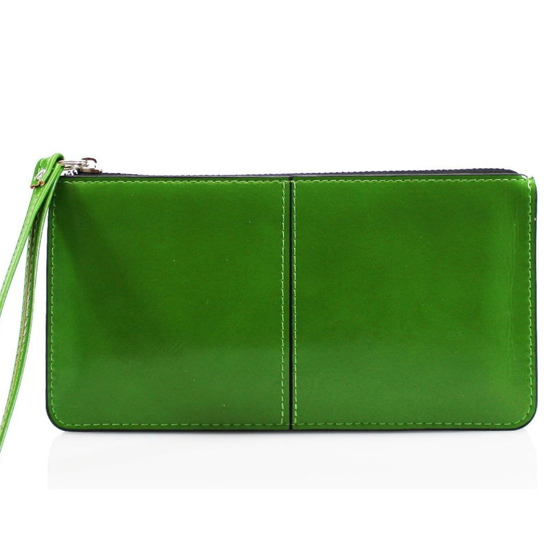 FFION Wristlet Purse - Green
