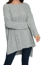 KENDALL Jumper - Grey