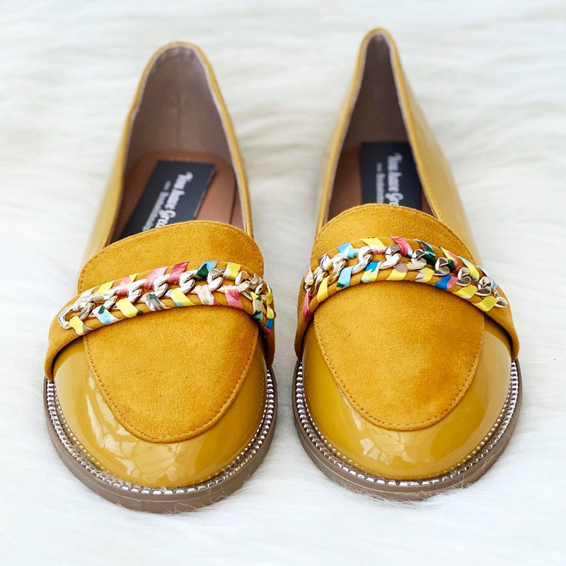 CATHY Loafer - Mustard