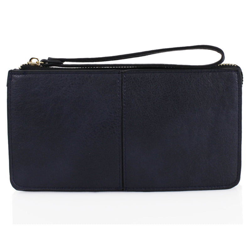 FFION Wristlet Purse - Navy