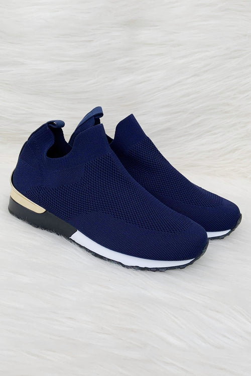 ROSETTA Sock Trainer - Navy