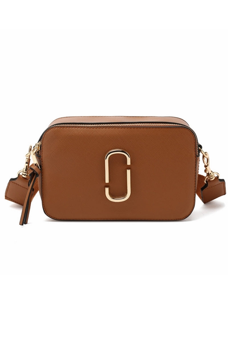 DOLLY Crossbody Bag - Tan