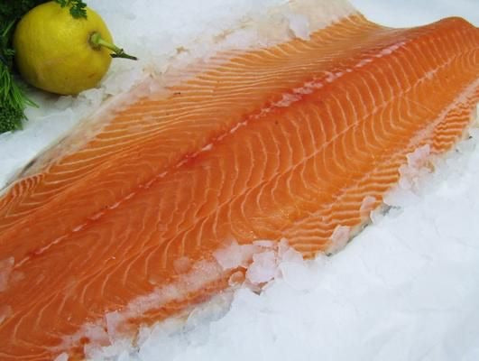 1 side of Fresh Salmon