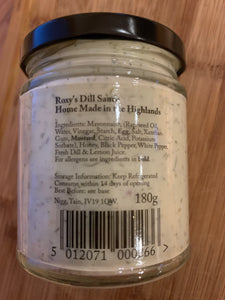 Homemade Dill Sauce