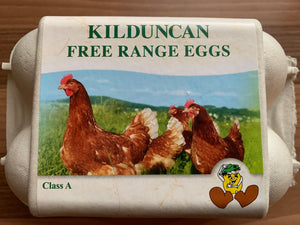 6 Large Free Range Eggs 🥚