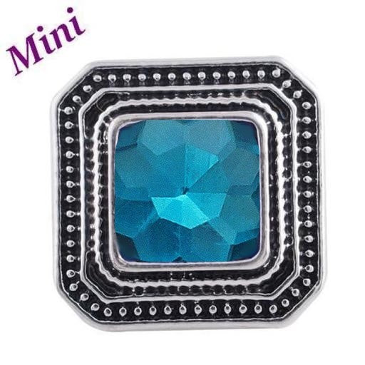 Antique Glam Blue Mini