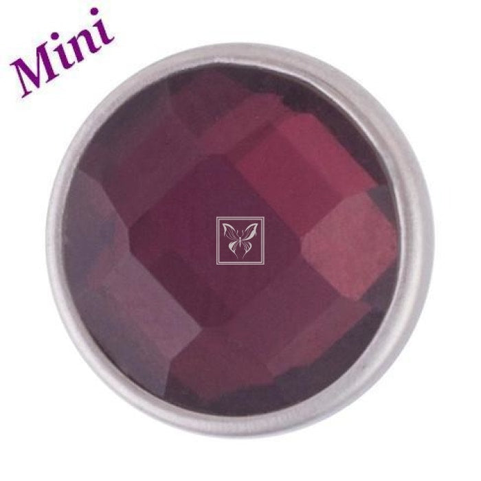 Crystal Purple Mini Mini Snap