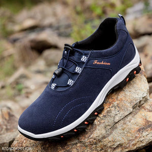 Casual Outdoor Breathable Cloth Sport Shoes