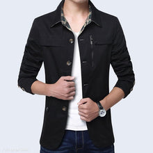 Load image into Gallery viewer, 100% Cotton Mens Jacket