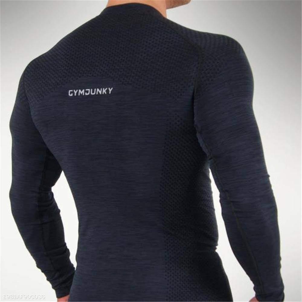 41f9e66ffa7 ... Load image into Gallery viewer, Fashion Youth Sport Casual Slim Plain  Long Sleeve Top
