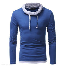 Load image into Gallery viewer, Heap Collar Leisure Slim Long Sleeve 4 Colors