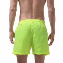 Load image into Gallery viewer, Fashion Sport Vacation Casual Loose Plain Elastic Waist Short Pants