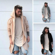 Load image into Gallery viewer, Fashion Loose Plain Windbreaker
