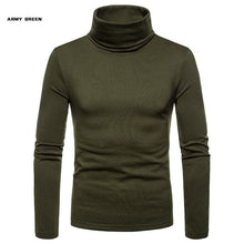 Load image into Gallery viewer, Basic High Collar Long Sleeve Hoodie 6 Colors