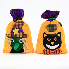 Load image into Gallery viewer, Halloween Candy Gift Dag Pumpkin Bag