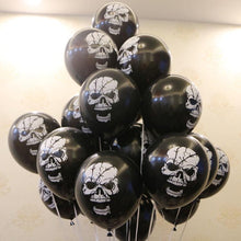Load image into Gallery viewer, Halloween Pumpkin Decoration Rubber Wholesale Balloon