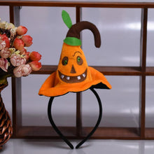 Load image into Gallery viewer, Halloween Party Decoration Pumpkin  Hat