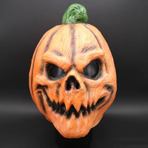 Halloween Theme Party Pumpkin Mask