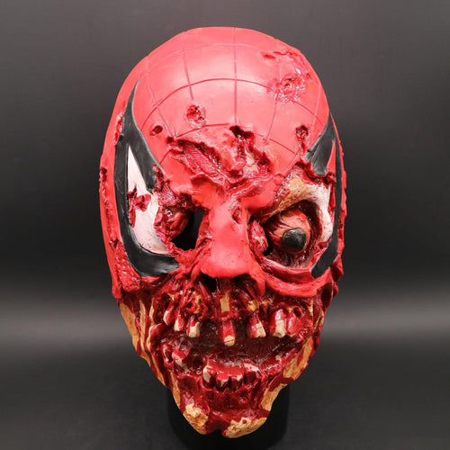 Scary Spiderman Theme Party Mask