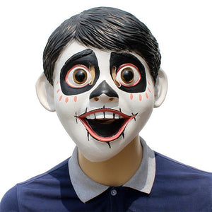 Movie Coco Miguel Latex Mask