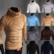 Load image into Gallery viewer, Plain Choker Sweater 8 Colors