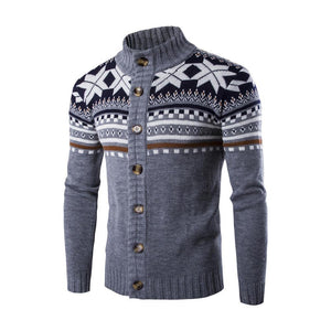 Snowflake Winter Autumn Sweater