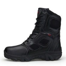 Load image into Gallery viewer, Wear-Resisting Non-Slip Army Boots  Waterproof Outdoor Climbing Hiking Boots