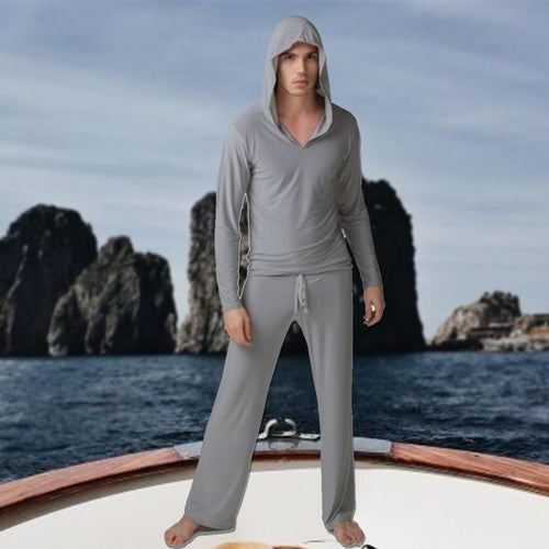 Men's Exercise Clothing Suit