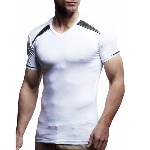Men's Cotton Casual Short Sleeve T-Shirts