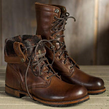 Load image into Gallery viewer, Retro Design Men's Boots