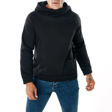 Load image into Gallery viewer, Men's High-Necked Hoodie
