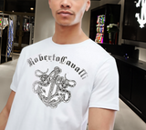 Roberto Cavalli Men's Anchor T-shirts