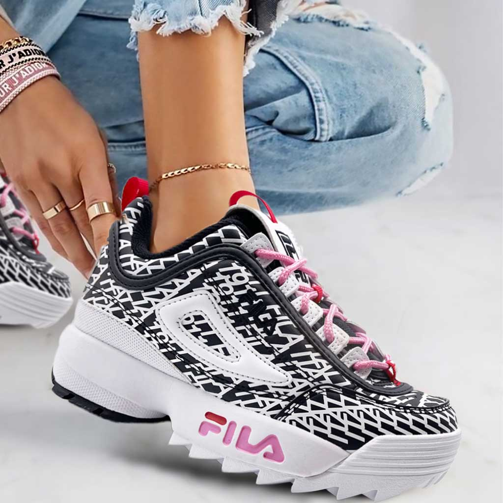 Fila Disruptor Club Chaos wmn - Sneakers Donna