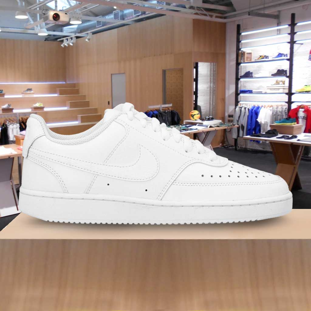Nike Court Vision Low - Sneakers Donna Bianche
