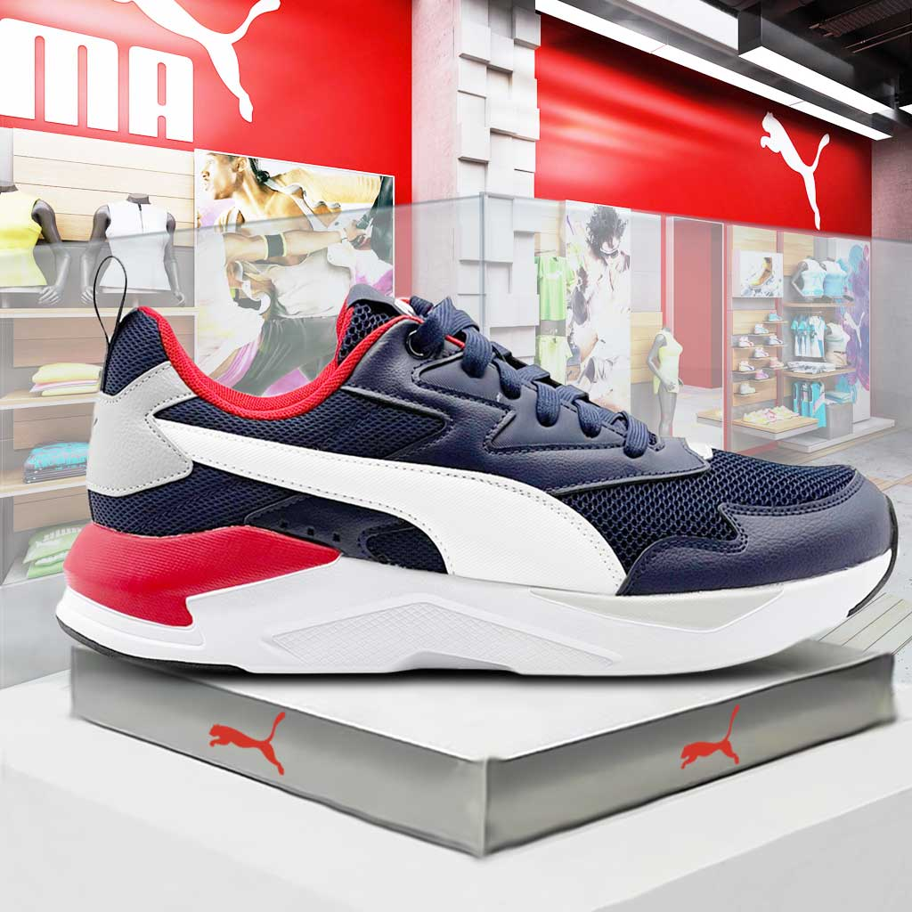 Puma X-Ray - Sneakers Super Leggera Uomo