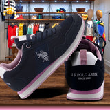 U.S. POLO ASSN. - Sneakers Donna Mesh Fit