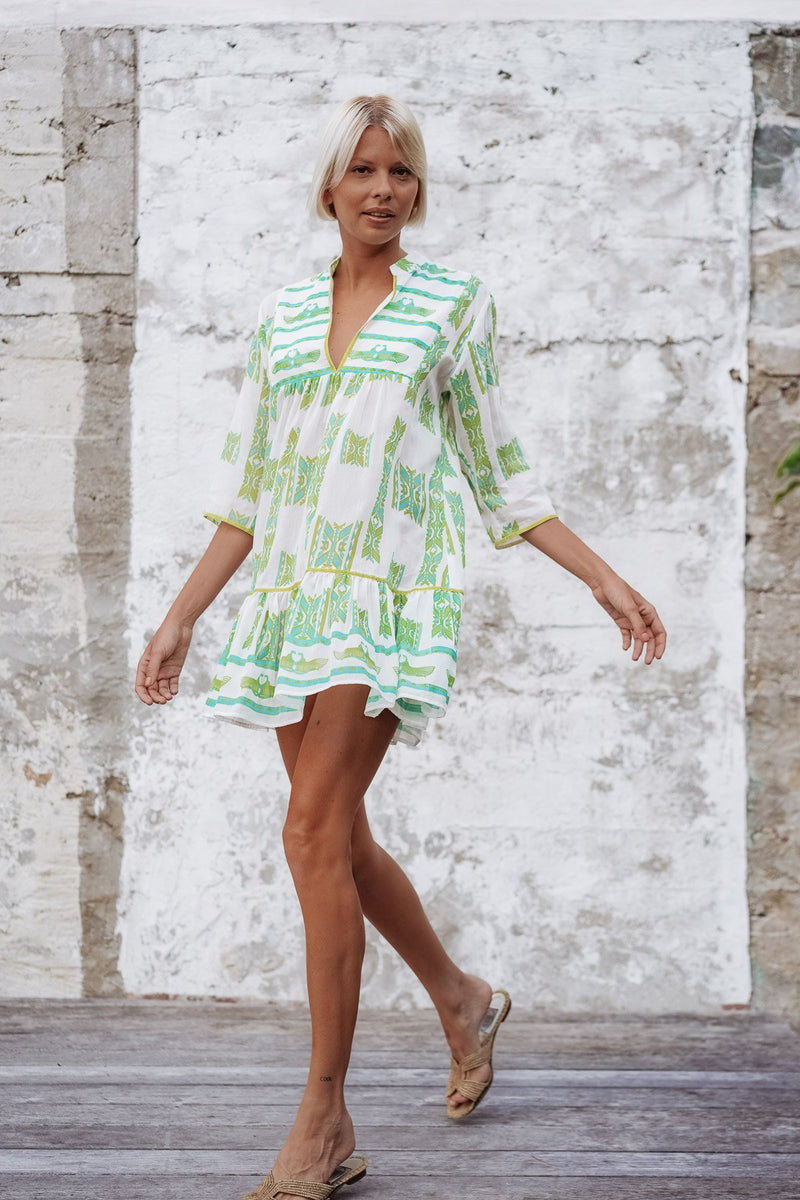 CIRIANA COTTON TUNIC